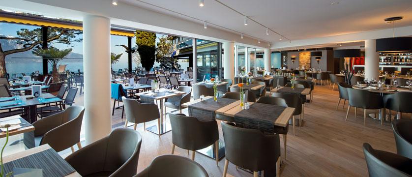 Hotel Eurotel Riviera, Montreux, Switzerland - Restaurant.jpg